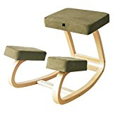i recently found this cheaper alternative of the balans kneeling chair design by mallboo reviews say that it is definitely lower in quality to the varier