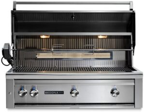 "42"" Sedona Built-In Grill with Rotisserie"